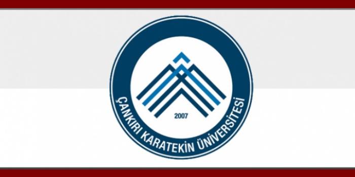 Çankırı Karatekin Üniversitesi 2017-2018 Eğitim Öğretim Yılı Bahar Dönemi Yüksek Lisans ve Doktora ilanı